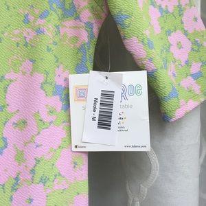 LuLaRoe Dresses - NWT LuLaRoe Nicole Dress - M Pink Floral